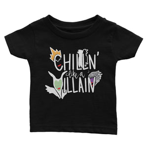 Chillin Like A Villain T-Shirt (Youth)