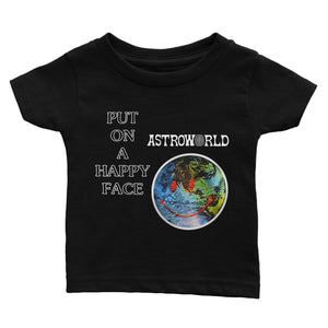 Happy Face Astroworld Travis Scott T-Shirt (Youth)