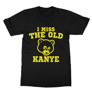 Miss Old Kanye West T-Shirt (Men)