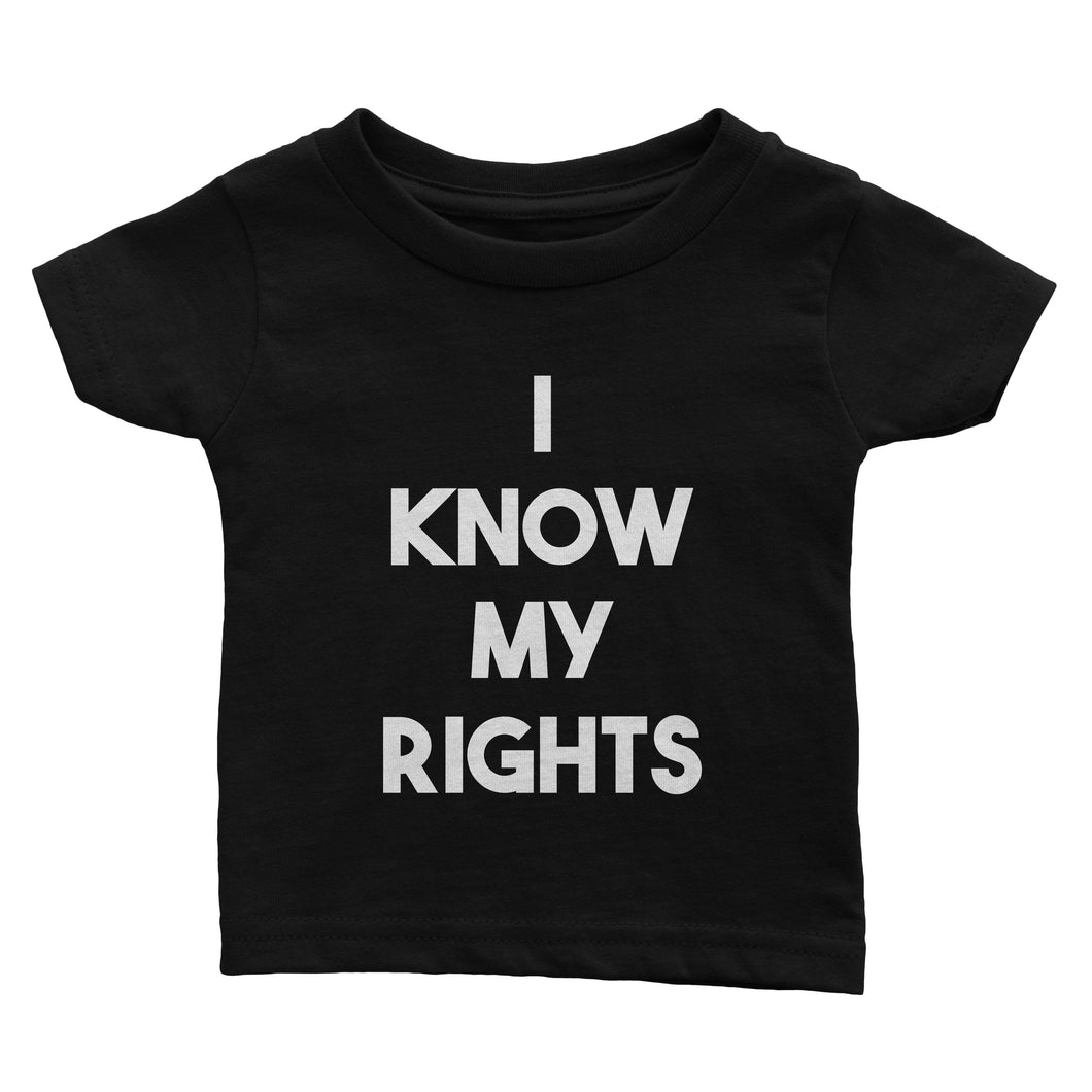 I Know My Rights Colin Kaepernick  T-Shirt (Youth)