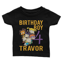 Load image into Gallery viewer, Personalize Rugrats Birthday Shirt