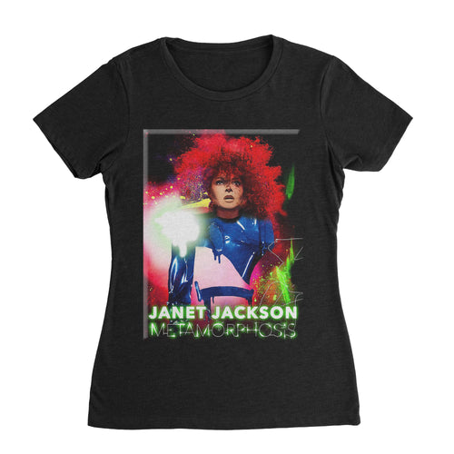 Metamorphosis Janet Jackson T-Shirt (Women)