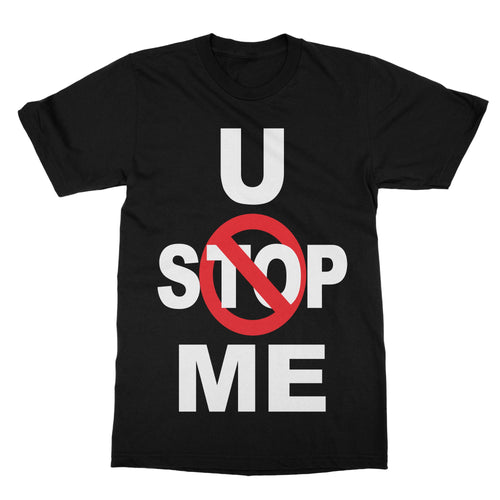 John Cena U Cant Stop Me T-Shirt (Men)