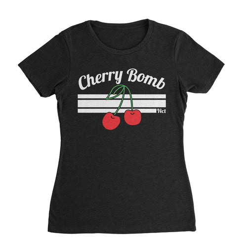 Cherry Bomb NCT Nctzen Nct127 Nct U Nct Dream T-Shirt (Women)