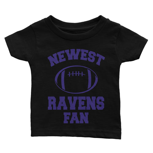 Newest Ravens Fan T-Shirt (Youth)