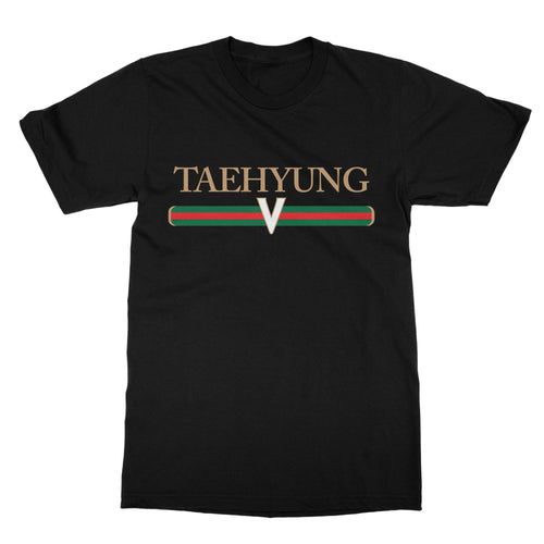 BTS Taehyung V T-Shirt (Men)
