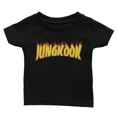 Jungkook Thrasher BTS T-Shirt (Youth)