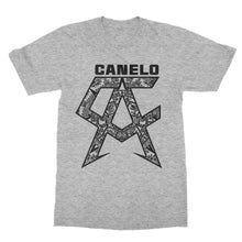 Load image into Gallery viewer, Canelo Aztec Shirt (Men) - Cuztom Threadz
