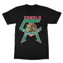 Load image into Gallery viewer, Canelo Eagle Shirt (Men) - Cuztom Threadz