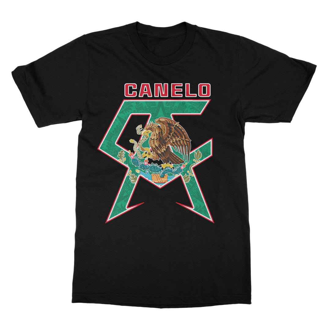 Canelo Eagle Shirt (Men) - Cuztom Threadz