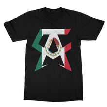 Load image into Gallery viewer, Canelo Mexico Shirt (Men) - Cuztom Threadz