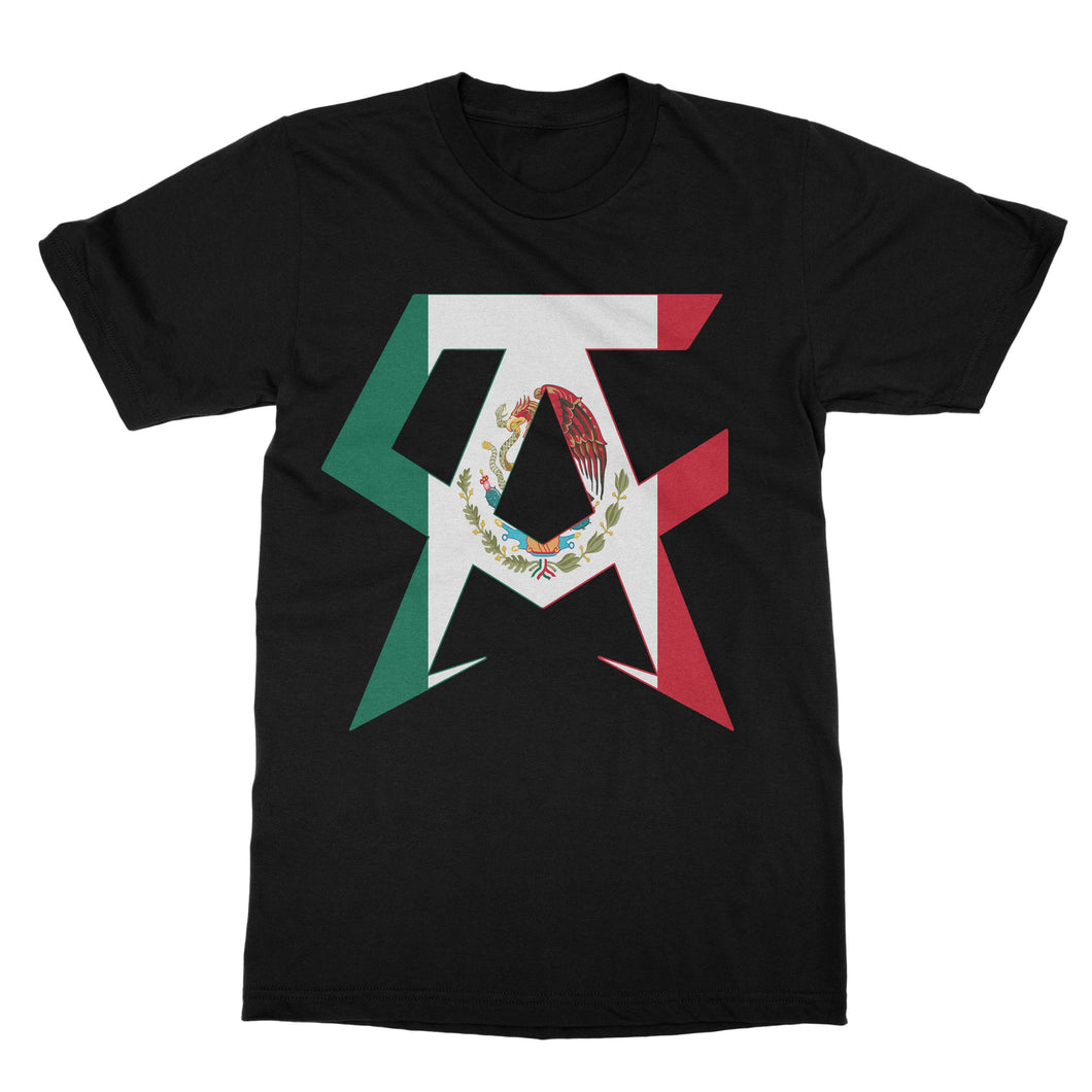 Canelo Mexico Shirt (Men) - Cuztom Threadz