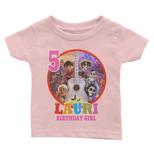 Personalized Disney Coco Birthday Shirt