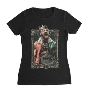 King Notorious Conor McGregor T-Shirt (Women)