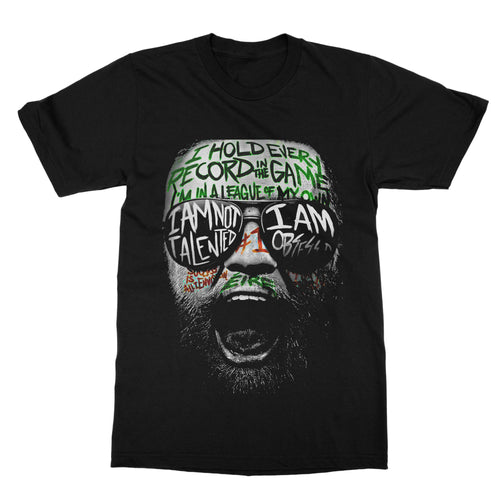 Conor McGregor I AM Shirt (Men) - Cuztom Threadz