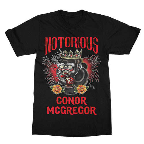 Conor McGregor Tattoo Shirt (Men) - Cuztom Threadz