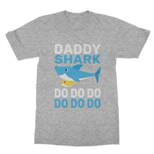 Load image into Gallery viewer, Daddy Shark T-Shirt (Men)