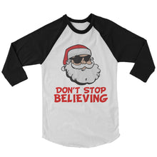 Load image into Gallery viewer, Christmas Shirt - Dont Stop Believing Christmas (Unisex)