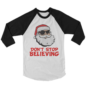 Christmas Shirt - Dont Stop Believing Christmas (Unisex)