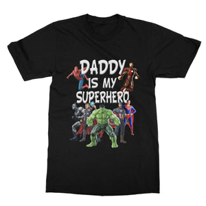 Super Hero Daddy T-Shirt (Men)