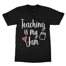 Load image into Gallery viewer, Teaching My Jam Teacher T-Shirt (Men)