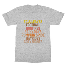 Load image into Gallery viewer, Thanksgiving Football Funny T-Shirt For Men