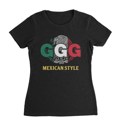 GGG Mexican Style Shirt (Women) - Cuztom Threadz
