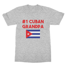 Load image into Gallery viewer, Best Cuban Grandpa T-Shirt (Men)