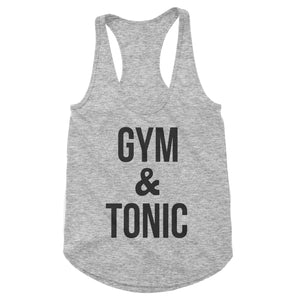 Gym and Tonic Workout Tank (Woman)