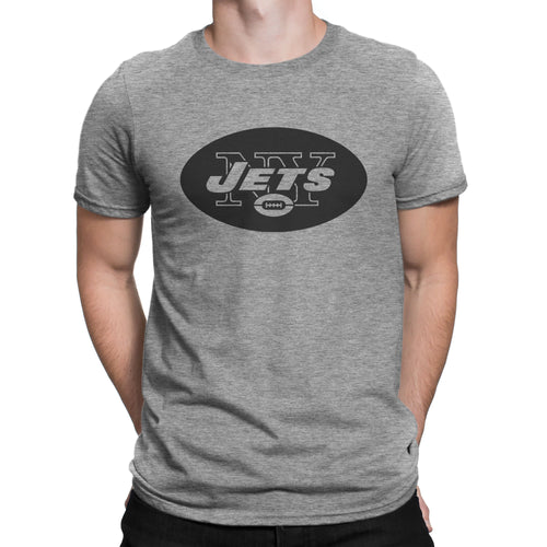 New York Jets Grey T-Shirt (Men)