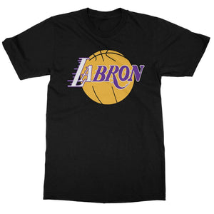 Lebron James Lakers Shirt (Men)