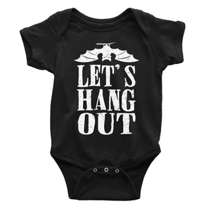 Lets Hang Out Halloween One-Piece (Infant)