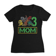 Load image into Gallery viewer, Personalized Dinotrux Birthday Shirt