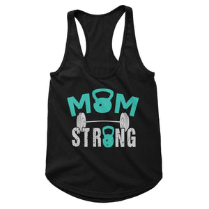 Mom Strong Workout Tank (Woman)