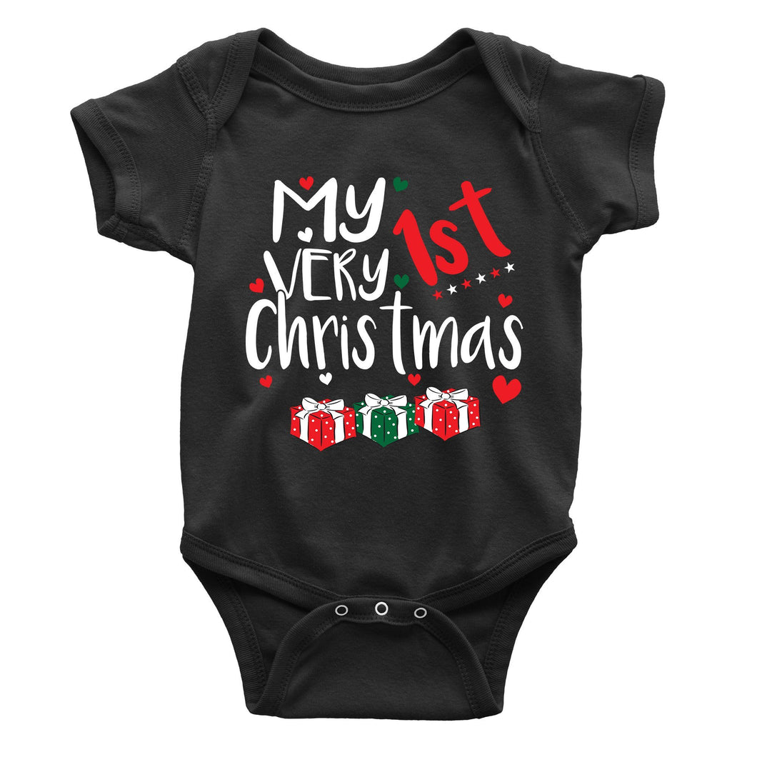 My First Christmas Onesie (Infant)