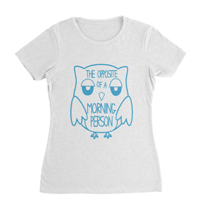 Owl Shirt (Woman)