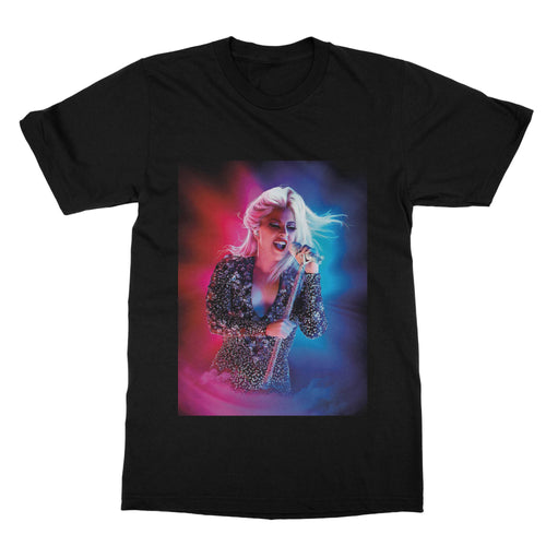 Shallow Rock Lady Gaga T-Shirt (Men)