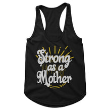 Load image into Gallery viewer, Strong As A Motha Workout Tank (Woman)