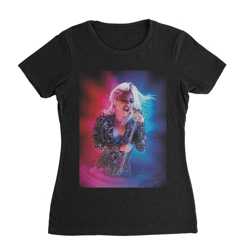 Shallow Rock Lady Gaga T-Shirt (Unisex)