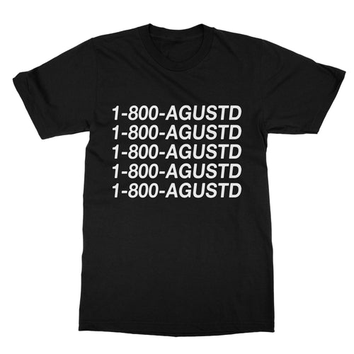 Agust D BTS T-Shirt (Men)