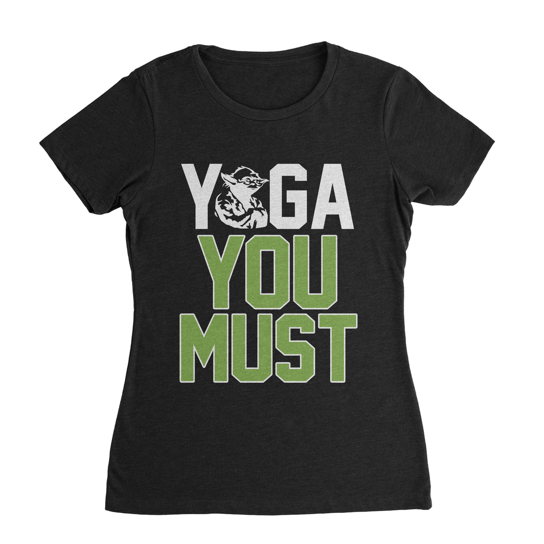 Star Wars Yoga T-Shirt (Woman)