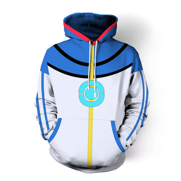 Ash Ketchum Cosplay Costume Sweater Commemorative Clothes for Youth and Adult