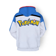 Load image into Gallery viewer, Ash Ketchum Cosplay Costume Sweater Commemorative Clothes for Youth and Adult