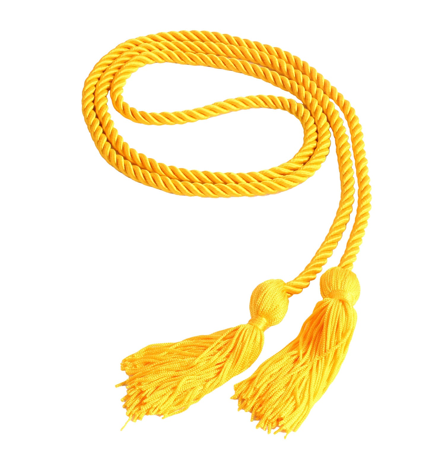 MyGradDay Single Graduation Honor Cord Length 68,Available in 15 Colors
