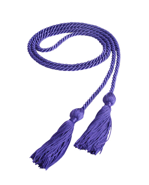 Graduation Honor Cord Single Colorful Royan Finish Cord Length 68""