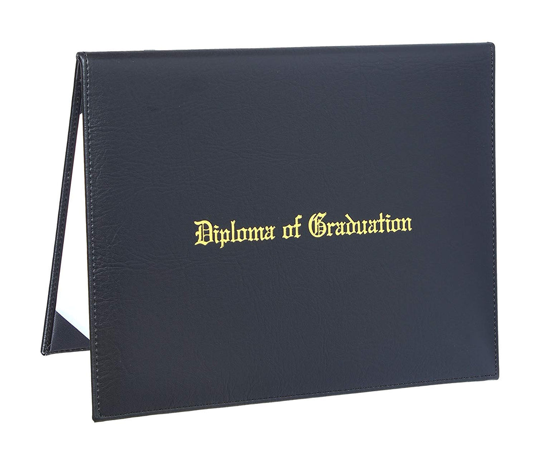 PU Graduation Diploma Cover Imprinted