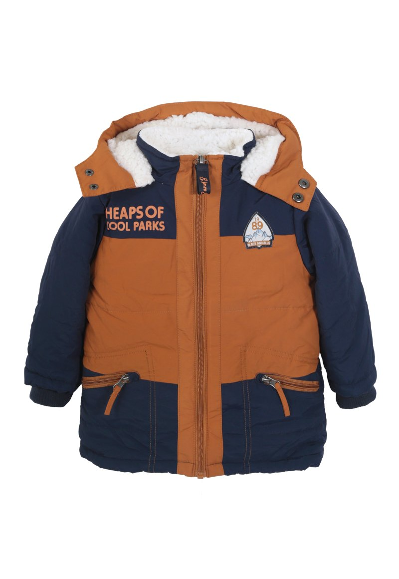 Parka Andrew Bebé Azul marino Black and Blue