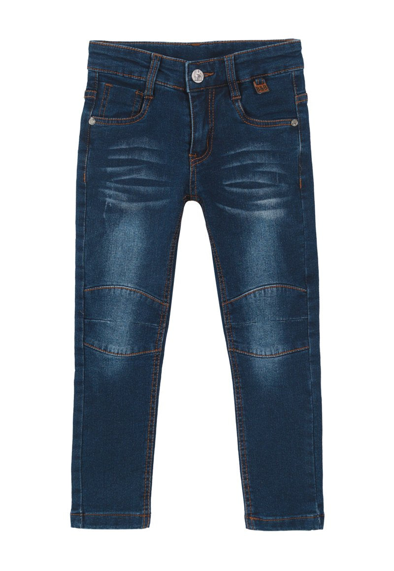 Jeans Philly Niño Denim azul Black and Blue