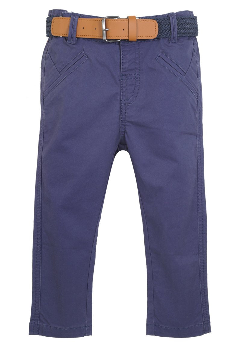 Pantalon Chuck Bebé Azul piedra Black and Blue