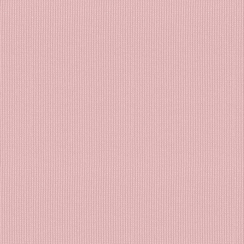 Rib Knits - Cotton Light Pink